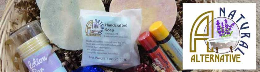 A Natural Alternative Soaps & Toiletries